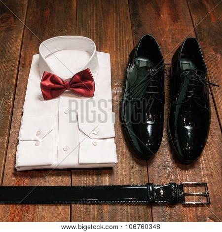 Wedding Cloth Set For The Groom