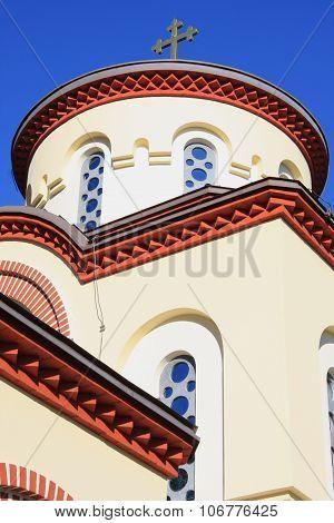 One Detail On The Fruska Gora Monastery