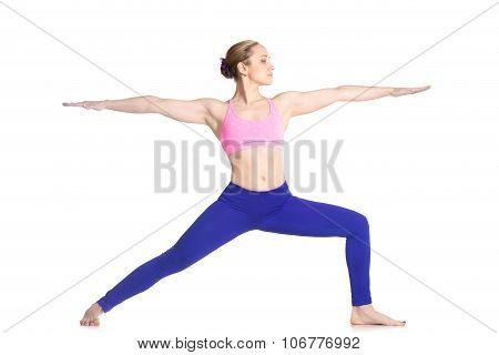 Warrior Ii Posture