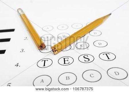 Test Frustration