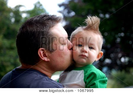Kisses From Daddy