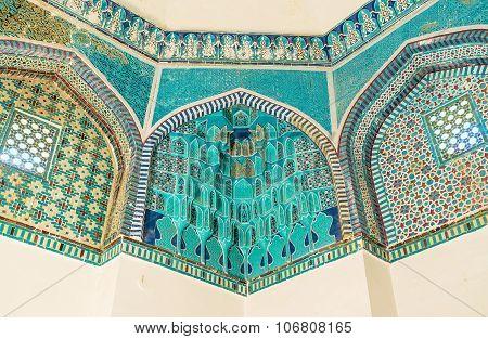 The Mausoleum Interior