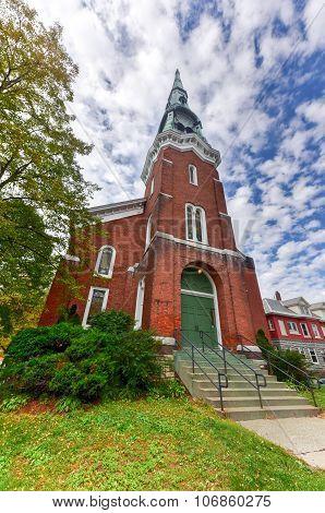 First Baptist Church - Burlington, Vermont