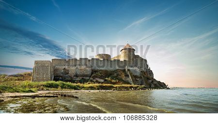 Fortress In Belgorod Dnestrovsky Ukraine