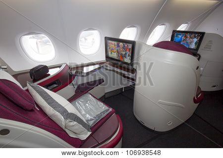 Airbus Interior