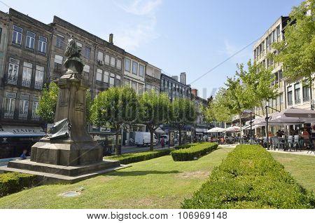 Plaza  In Porto
