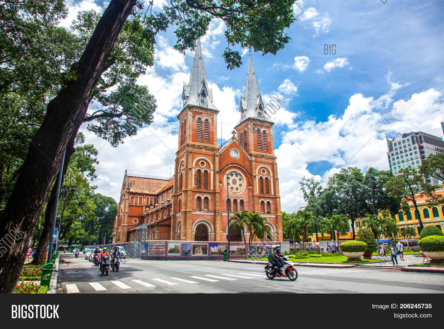 HO CHI MINH CITY ( Image & Photo (Free Trial) | Bigstock