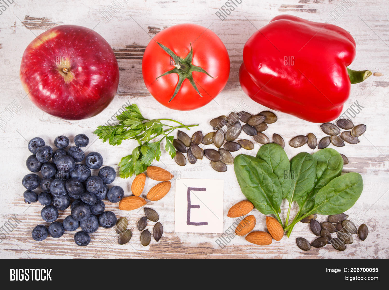 Fruits And Vegetables Containing Vitamin E Ingredients containing vitamin e image photo bigstock ingredients containing vitamin e natural minerals and dietary fiber healthy nutrition workwithnaturefo