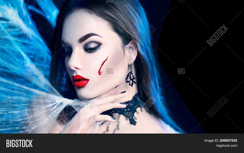 Beautiful Halloween Image Photo Free Trial Bigstock