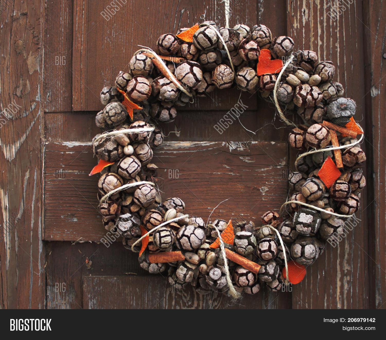 Natural Twig Christmas Image Photo Free Trial Bigstock