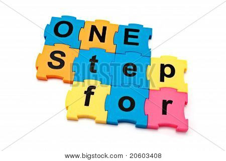 One Step For