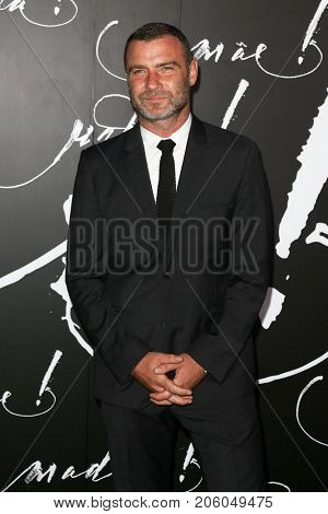 NEW YORK-SEP 13: Actor Liev Schreiber attends the