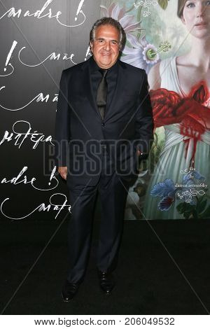 NEW YORK-SEP 13: Jim Gianopulos attends the