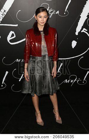NEW YORK-SEP 13: Actress Kimiko Glenn attends the
