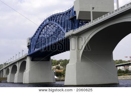 New Market Street Bridge