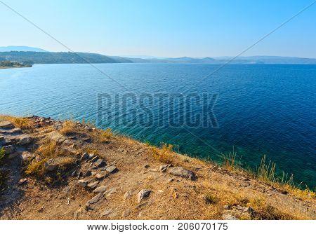 Aegean Sea Coast (halkidiki, Greece).