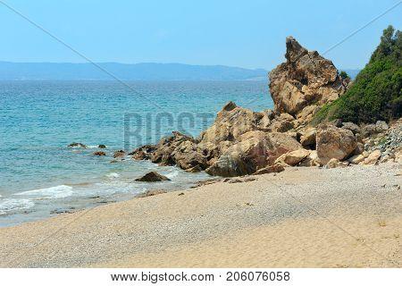 Maori Beach Bar (halkidiki, Greece).
