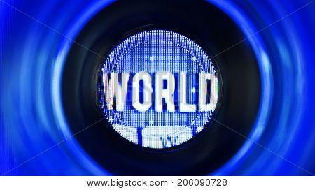 World community international networking landmark