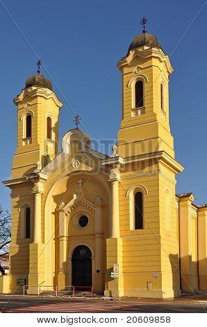 Kosice church