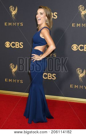 LOS ANGELES - SEP 17:  Kit Hoover at the 69th Primetime Emmy Awards - Arrivals at the Microsoft Theater on September 17, 2017 in Los Angeles, CA