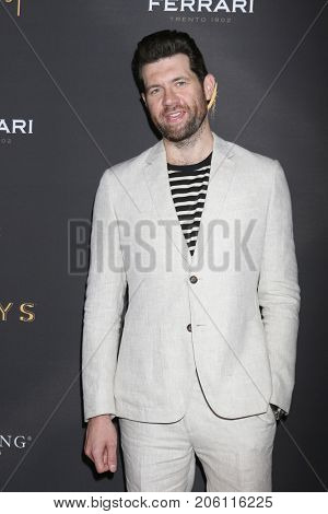 LOS ANGELES - SEP 14:  Billy Eichner at the Television Academy Honors Emmy Nominated Producers at the Montage Hotel on September 14, 2017 in Beverly Hills, CA