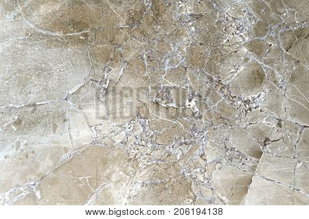 Brown marble texture, Abstract background.