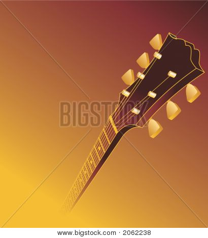 Music Guitar Headstock35