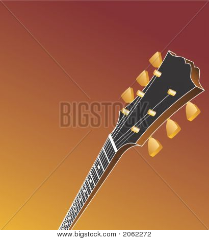Music Guitar Headstock34