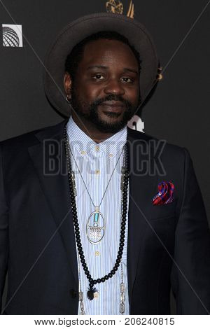 LOS ANGELES - SEP 15: Brian Tyree Henry at the 69th Primetime Emmy Awards Performers Nominee Reception at the Wallis Annenberg Center for the Performing Arts on September 15, 2017 in Beverly Hills, CA