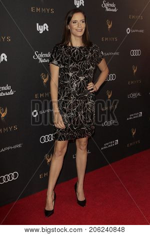 LOS ANGELES - SEP 15:  Julie Lake at the 69th Primetime Emmy Awards Performers Nominee Reception at the Wallis Annenberg Center for the Performing Arts on September 15, 2017 in Beverly Hills, CA