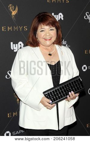 LOS ANGELES - SEP 15:  Patrika Darbo at the 69th Primetime Emmy Awards Performers Nominee Reception at the Wallis Annenberg Center for the Performing Arts on September 15, 2017 in Beverly Hills, CA