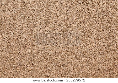 texture cork board background, laminate substrate material