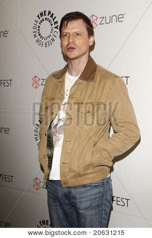BEVERLY HILLS - MAR 12:  Kevin Rankin arriving at the Paleyfest 2011 event honoring Freaks and Geeks/Undeclared in Beverly Hills, California on March 12, 2011.