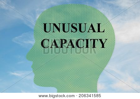 Unusual Capacity Concept