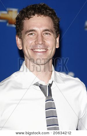 LOS ANGELES - SEP 16:  Brian Dietzen arriving at the CBS Fall Season Premiere Event at The Colony in Los Angeles, California on September 16, 2010.