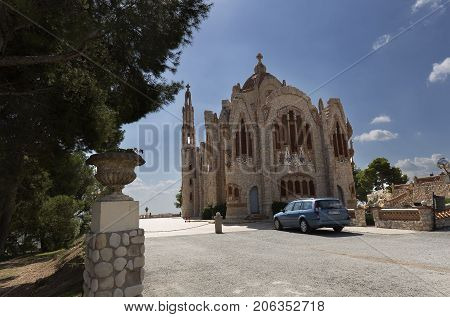 Sanctuary Of Maria Magdalena