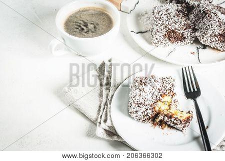 Australian Dessert Lamington