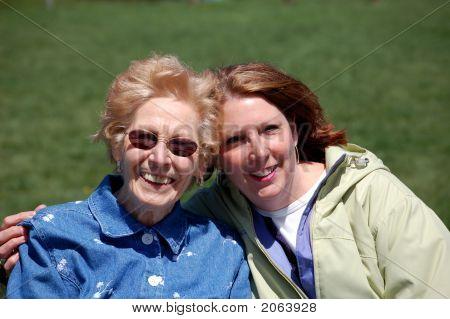 Mom And Gram