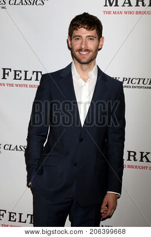 LOS ANGELES - SEP 26:  Julian Morris at the