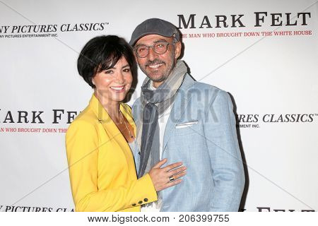 LOS ANGELES - SEP 26:  wife, Shaun Toub at the