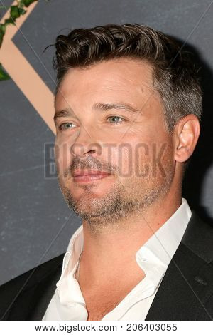LOS ANGELES - SEP 25:  Tom Welling at the FOX Fall Premiere Party 2017 at the Catch on September 25, 2017 in West Hollywood, CA
