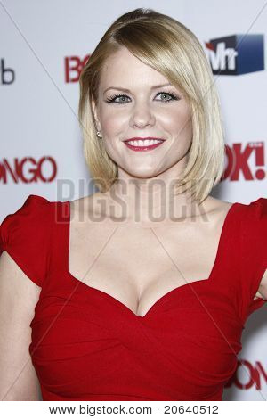 LOS ANGELES - APR 14:  Carrie Keagan, VH1 host at the OK magazine 'Sexy Singles Party' held at The Lexington Social House in Los Angeles, California on April 14, 2011.