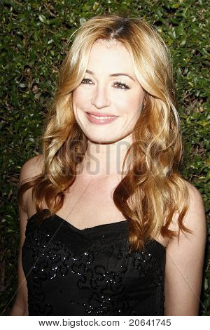 WEST HOLLYWOOD, CA  - JAN 5:  Cat Deeley at the COVERGIRL 50th Anniversary Celebration at BOA Steakhouse held on January 5, 2011 in West Hollywood, California.