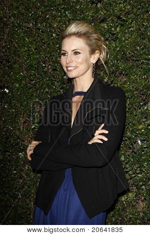 WEST HOLLYWOOD, CA - JAN 5:  Niki Taylor at the COVERGIRL 50th Anniversary Celebration at BOA Steakhouse held on January 5, 2011 in West Hollywood, California.