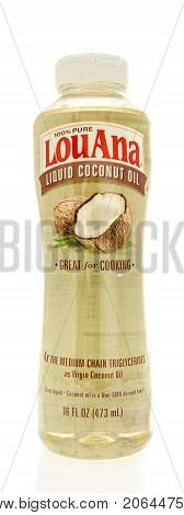 Package Of Coconut Oil