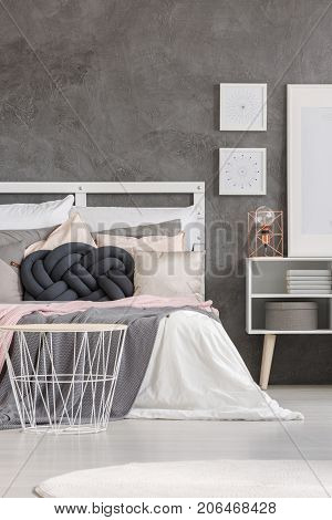 Soft Color Bedroom