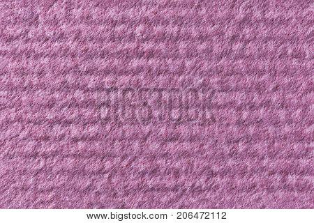 Texture Of Cellulose. Pink Cellulose