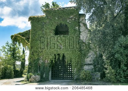 Borgo Fregnano (Ravenna Emilia Romagna Italy): historic village