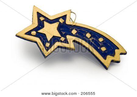Xmas Decoration, Falling Star