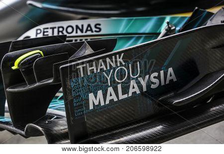 Malaysia Formula One (f1) Grand Prix 2017